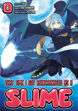 That Time I Got Reincarnated as a Slime 8 by Fuse
