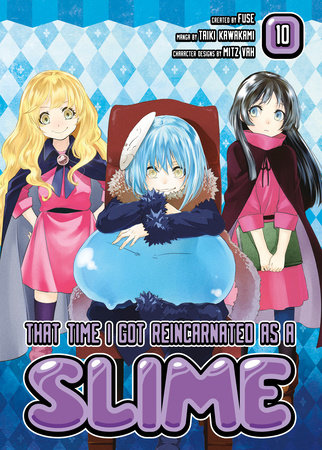 That Time I Got Reincarnated as a Slime 10