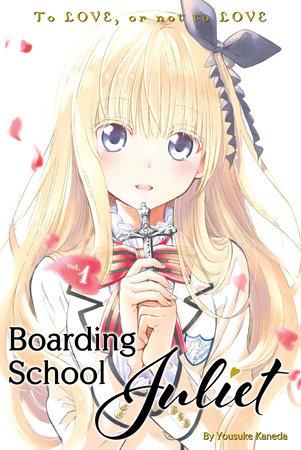 Boarding School Juliet 1