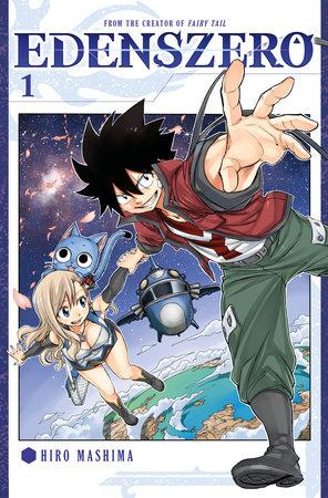 EDENS ZERO 1 by Hiro Mashima