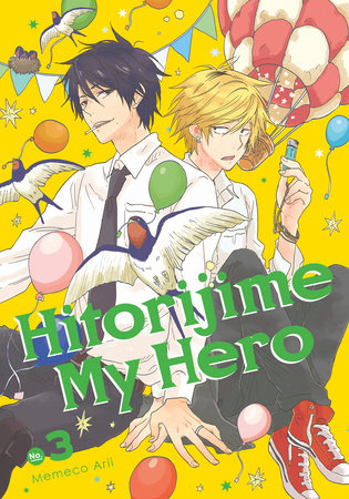 Hitorijime My Hero 3 by Memeco Arii
