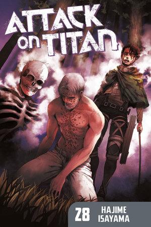 Attack on Titan 28 by Hajime Isayama