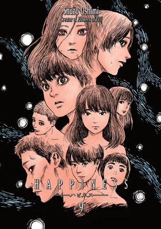 Happiness 9 by Shuzo Oshimi