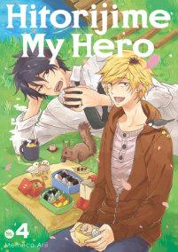 Hitorijime My Hero 4