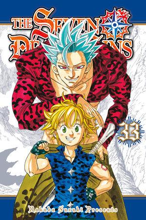 The Seven Deadly Sins 33 by Nakaba Suzuki