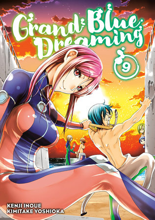 Grand Blue Dreaming 9 by Kimitake Yoshioka