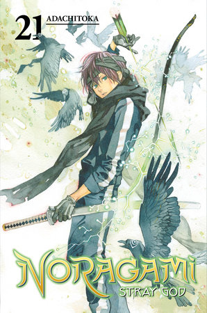 Noragami: Stray God 21 by Adachitoka