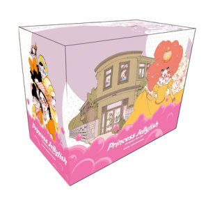 Princess Jellyfish Complete Manga Box Set