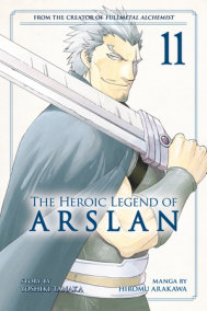 The Heroic Legend of Arslan 11