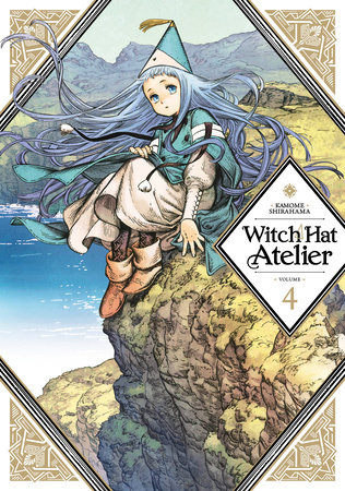 Witch Hat Atelier 4 by Kamome Shirahama