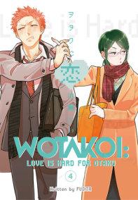 Wotakoi: Love is Hard for Otaku 4