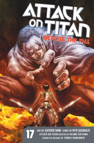 Attack on Titan: Before the Fall 17
