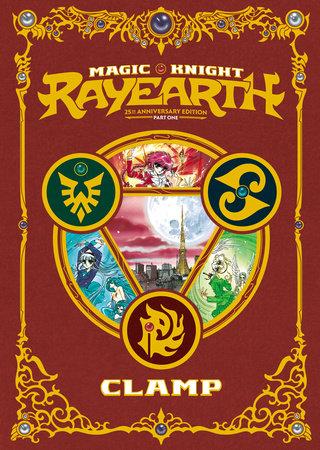 Magic Knight Rayearth 25th Anniversary Manga Box Set 1 by CLAMP
