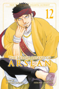 The Heroic Legend of Arslan 12