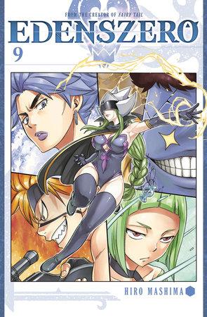 EDENS ZERO 9 by Hiro Mashima: 9781632369833 | PenguinRandomHouse ...