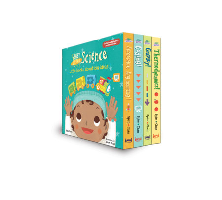 Baby Loves Science Board Boxed Set by Ruth Spiro
