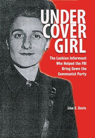 Undercover Girl by Lisa E. Davis