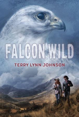 Falcon Wild by Terry Lynn Johnson