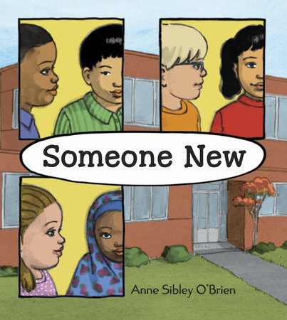 Someone New by O'Brien, Anne Sibley