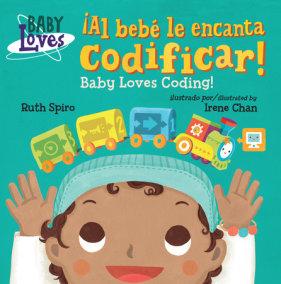 ¡Al bebé le encanta codificar! / Baby Loves Coding!