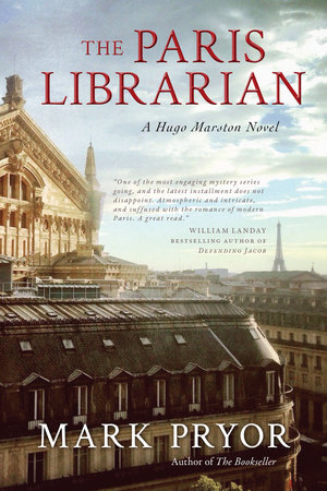 The Paris Librarian Book Cover Picture