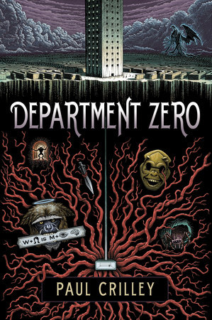 Department Zero by Paul Crilley