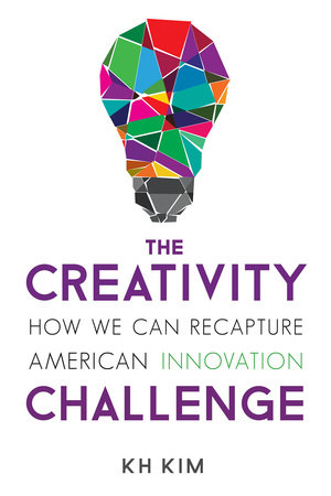 The Creativity Challenge by KH Kim
