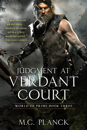 Judgment at Verdant Court by M.C. Planck