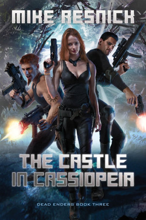 The Castle in Cassiopeia by Mike Resnick