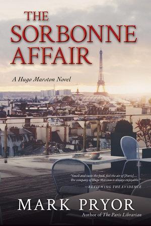 The Sorbonne Affair by Mark Pryor