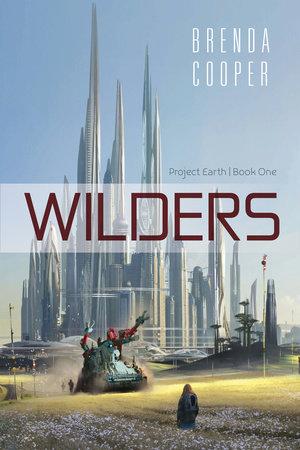 Wilders by Brenda Cooper