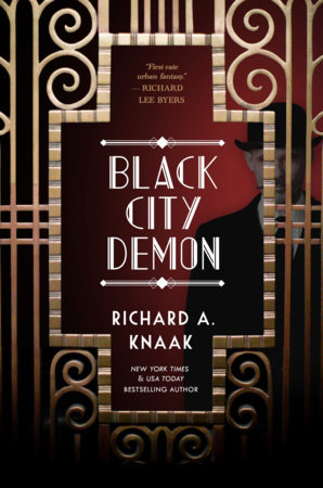 Black City Demon by Richard A. Knaak