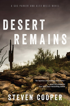 Desert Remains by Steven Cooper