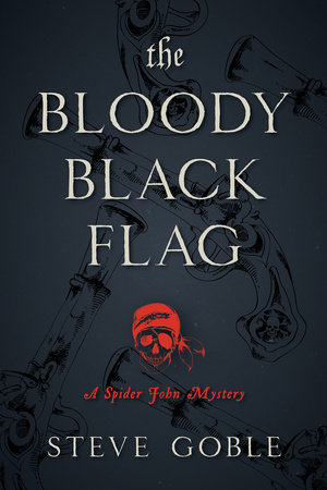 The Bloody Black Flag by Steve Goble