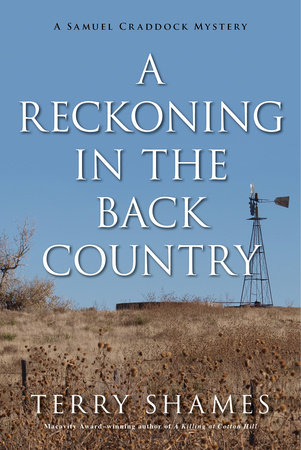 A Reckoning in the Back Country by Terry Shames