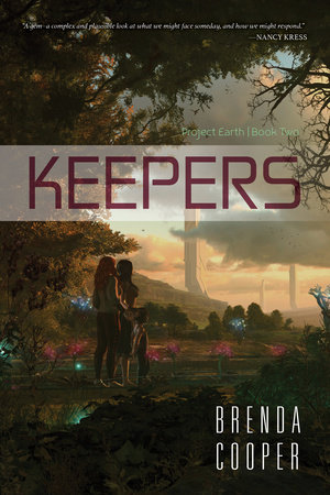 Keepers by Brenda Cooper