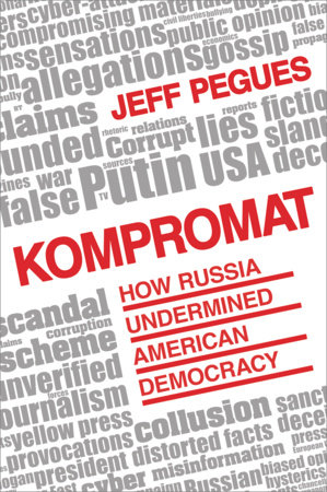 Kompromat by Jeff Pegues