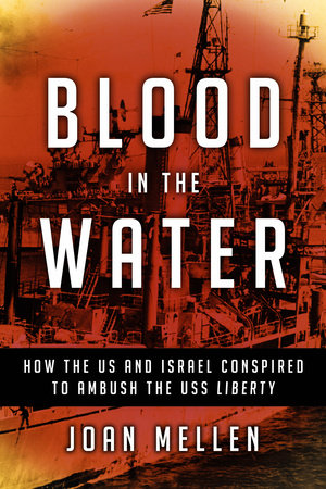 Blood in the Water by Joan Mellen
