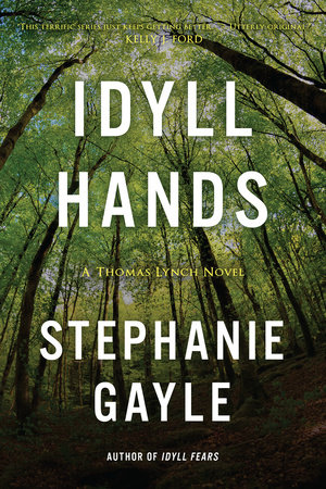 Idyll Hands by Stephanie Gayle