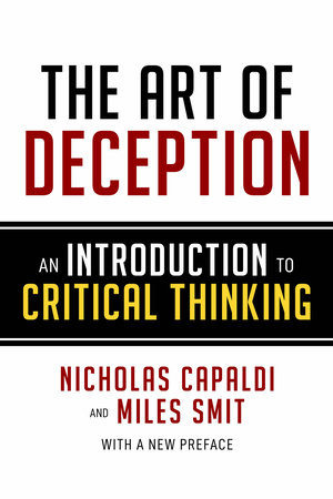 The Art of Deception by Nicholas Capaldi and Miles Smit