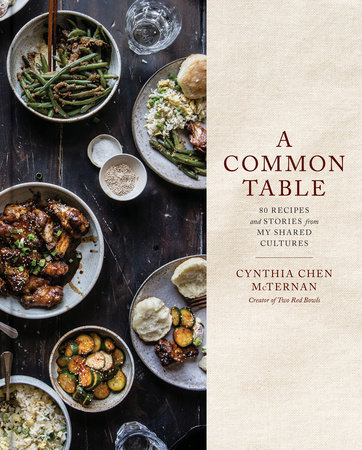 The cover of the book A Common Table