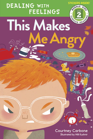 This Makes Me Angry by Courtney Carbone