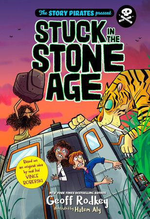 The Story Pirates Present: Stuck in the Stone Age