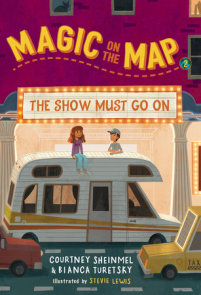 Magic on the Map #2: The Show Must Go On