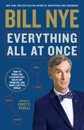 The cover of the book Everything All at Once