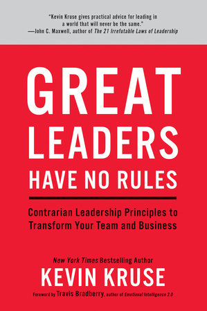 Great Leaders Have No Rules