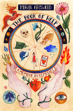 The cover of the book The Book of Help