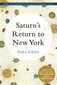 Saturn's Return to New York
