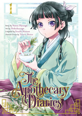 The Apothecary Diaries 01 by Natsu Hyuuga: 9781646090709 ...