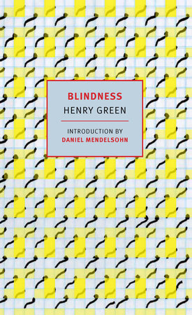 Blindness by Henry Green